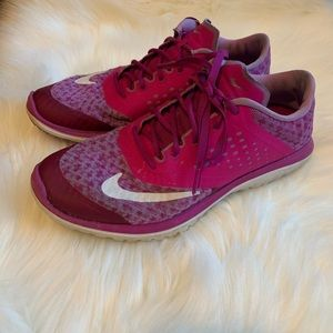 Nike Fitsole Running Shoes Women's Sz 8